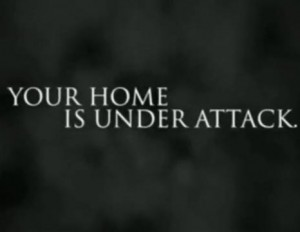 Home Invasion, Sacred Storm