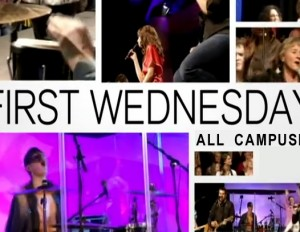 First Wednesday & New Sermon Series