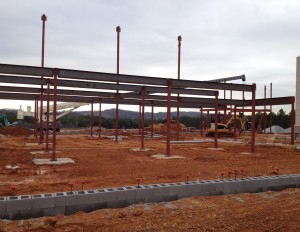 Steel is Going Up!
