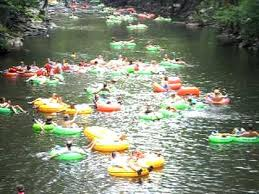 Join Us for The fp Young Adult Group's Tubing in Townsend Event, Sunday, July 29th, 2:00 pm at River Rage Tubing