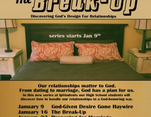 "New fpStudents Series ""The Break Up"""