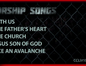 Worship Songs From March 2-3