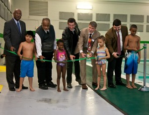 Faith Promise and City of Knoxville Team Up with Emerald Youth Foundation for Inner-City Pool