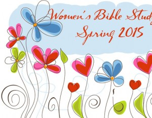 Join fpWomen's Groups for Their Spring Semester Bible Studies