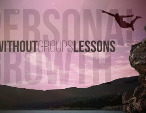 Without Group Curriculum - Personal Growth