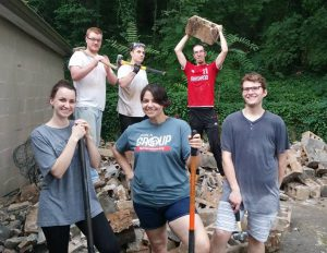 How One Group Spent Their July 4th Weekend