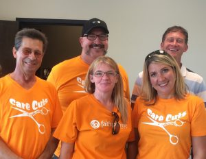 Small Group Serves with Carecuts Knoxville
